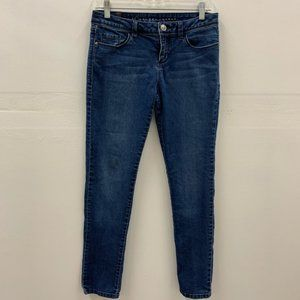 Lauren Conrad Jeans  Skinny Blue Size 4